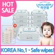 ◆ Korea Wet Wipe ◆ HAYANBOM - LIKE / ALL-Type / Premium embossed Wet Wipes / NO.1 Wet Wipes in SG