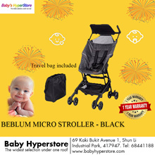 【FREE DELIVERY 】★ Beblum Micro STROLLER ★ 7 days easy return ★ LOCAL seller warranty