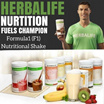 [Labour Day Promotion] Limited time only!!! HERBALIFE Formula1 (F1) Nutritional Shake