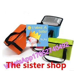 Simple and practical foil ice pack cooler bag lunch bag / delivery bag / lunch bag / cooler bag
