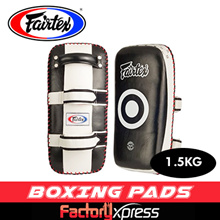 Muay Thai Kick boxing pads/ Fairtex Muay thai heavy kick Pads/ boxing pads/ MMA pads- LOCAL SELLER !