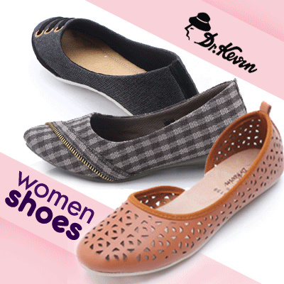 WOMEN SHOES Deals for only Rp109.000 instead of Rp109.000