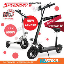 ★Korea Minimotors Authorised Distributor★100% Authentic★ SPEEDWAY 4 | SPEEDWAY MINI 4