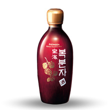 [Geonbae Korea Wine] Bohae Bokbunja / Korean Raspberry Wine / Korean Wine Liquor
