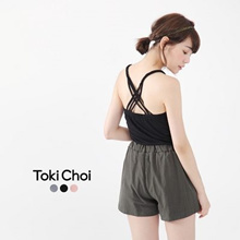 TOKICHOI - Cross Back Top-6018066-Winter