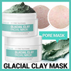 [BEST] PORE MASK ◆GLACIAL CLAY FACIAL MASK(100ml)◆Pore Care and Acne Treating