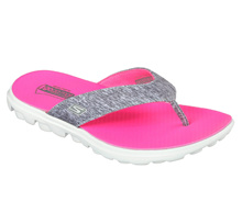 [SKECHERS] WOMENS SLIPPERS ON THE GO FLOW GYHP