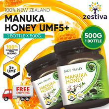2 for 52★ 500G UMF 5+ MANUKA HONEY★Free Delivery★ Imported from NZ