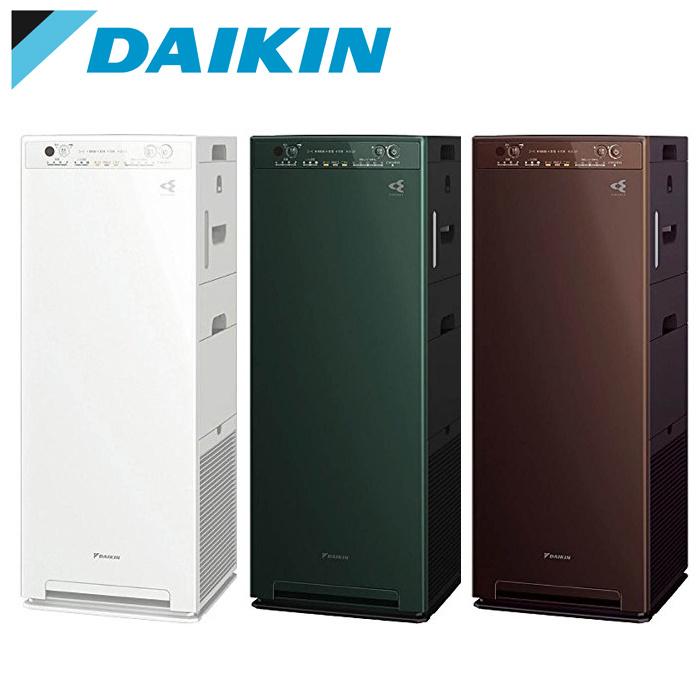 日本直送★【大金DAIKIN】加濕空氣淨化器 / MCK55U / MCK40U-W /白/綠/棕/