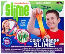 Brand New Cra-Z-Art Nickelodeon Colour Change Slime / Starter Kit / Ready Stocks or Pre-Order
