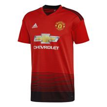 2019 New Season 2018/2019 MANCHESTER UNITED Home Football Sport Jersey For Men