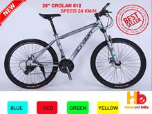 26 CROLAN 812 ALLOY BICYCLE
