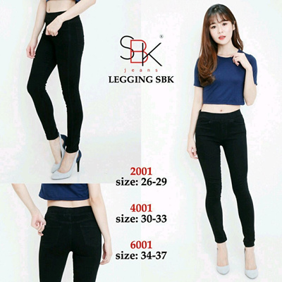 SBK 4001 Legging Black