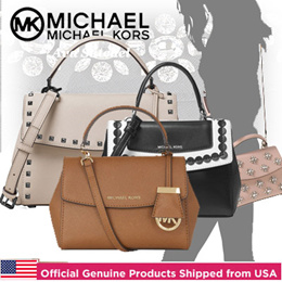 [New Arrival]Michael Kors Ava Satchel/Official Genuine Products Shipped from USA
