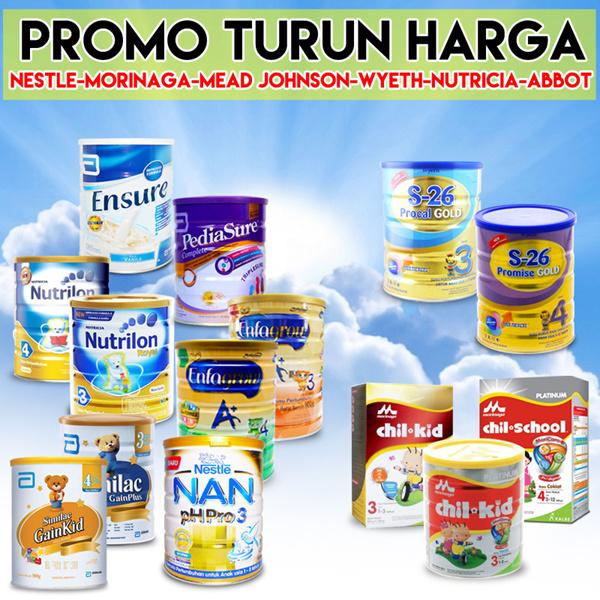 PROMO TURUN HARGA BULAN JULI SUSU ANAK PLATINUM Deals for only Rp195.000 instead of Rp195.000