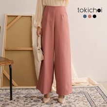 TOKICHOI - Multi-color High Rise Career Pants-190004-Winter