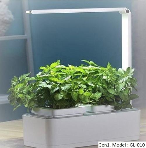 Qoo10 Smart Garden Indoor Hydroponic Mini Herbs Garden Led Grow Light Garden Tools Gardenin