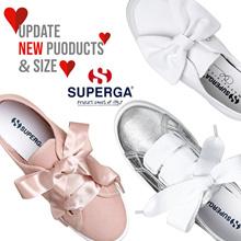 [SUPERGA] ★Update New ITEM ★/ Superga 2750 Superlight / Ribbon Sneakers/100%authentic/ Korean Trendy