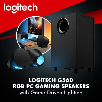 LogitechLogitech G560 Speaker with RGB