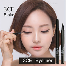 【GSS PROMO!】❤ 3CE BLACK EYELINER ❤ Korea Blake ★ Waterproof ★ Long Lasting ★ Smudge Oil Proof ★