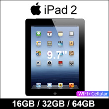 ★MULTI MODEL★ Apple iPad 2 | 3 | 4 | iPad mini | iPad Air | WIFI+Cellular | 16GB | 64GB | Refurbish