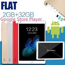 Special Offer、10.1 inch flat panel tablet、2GB runs +32GB 、Google store player