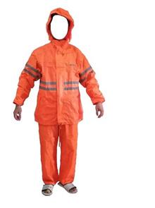 Jas Hujan Jaket Celana Setelan Tiger Head TORCH 68309 Rain Coat