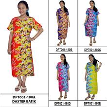 Short Batik Dress   Night Gown   Pajamas (DPT001-180) 62545b3318