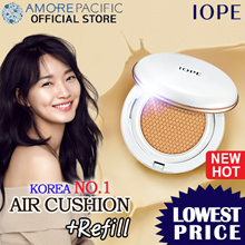 HOT ITEM★[IOPE] AIR CUSHION 15g + Refill 15g