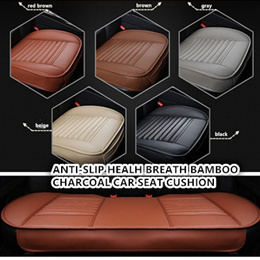 ★BIG SALE FROM $8.9★Breathable Bamboo Charcoal Car Seat Cushion/Car Seat cover/  Seat Chair cover