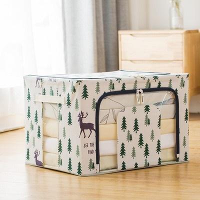 Dust Free Storage Box 66L Fir Tree (Ver2)