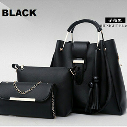 Set Handbag Import 3IN1