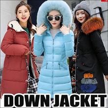 2018 women winter down jacket /couple wear coat  /-40 to 20 degrees/ Cotton-Padded Jacket/ Wind rain