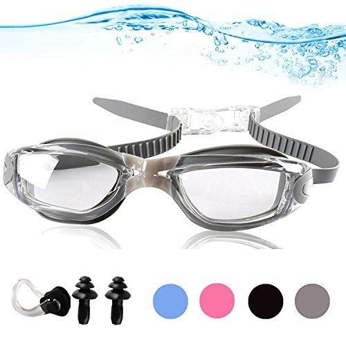 40bec585e86 Qoo10 - YINGNEW No Leaking Swimming Goggles - Unisex Triathlon Swim ...