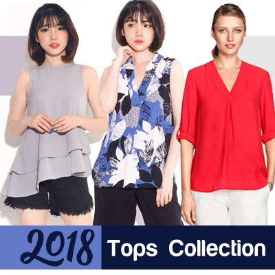 NEW ARRIVAL WOMEN PEASANT TOP/BLOUSE/LONGBLOUSE/DRESS Deals for only Rp35.000 instead of Rp35.000
