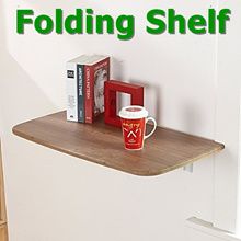 Folding Shelf Table 60 x 40cm/72 x 40cm/ Save Storage Space/ Storage Organization