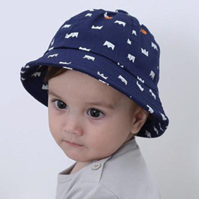 4e4082afbc1b8b Baby Caps Hat Summer Newborn Baby Girls Boys Sun Hats For Children Cotton  Cap Crown Floral