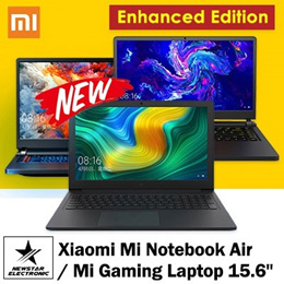 | NEW!] XIAOMI NOTEBOOK AIR 13.3 INCH / 15.6 INCH /  PRO 15.6 INCH / Gaming laptop