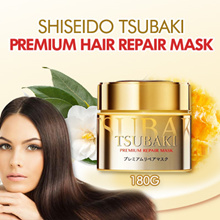 女人我最大 吳依霖老師 NEW SHISEIDO TSUBAKI Premium Repair Mask 180g!! 100% Fresh and Authentic