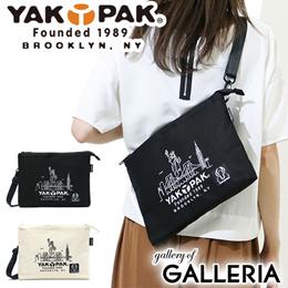 Yak Pack Sakoosh YAKPAK shoulder bag EMBROIDERY SACOCHE shoulder diagonal ladies  mens 8325306-T dfd3573f76b0a