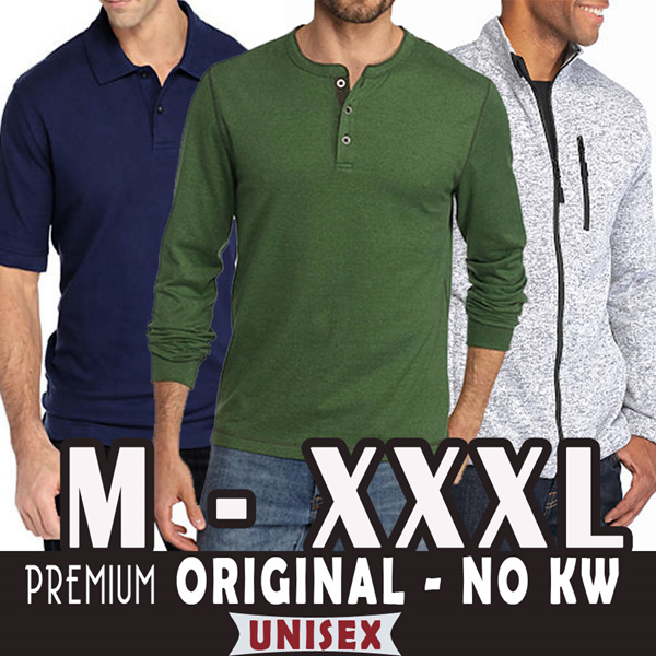 Bigsize Branded TOPS | Jacket-Polo Shirt Deals for only Rp54.000 instead of Rp54.000