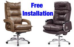 ★Ultra Luxury New Model Boss Chair Director Chair ★ Executive Chair ★ Office Chair ★Ergonomic Chair