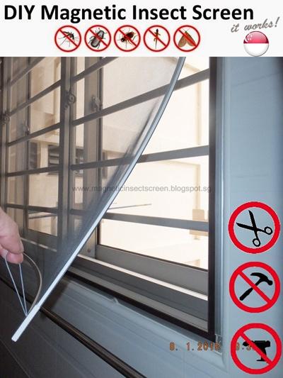 Qoo10 Diy Insect Screen Furniture Amp Deco