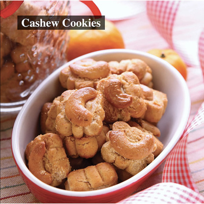 Cashew Cookies 220gm