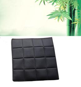 [Local Seller] Car Seat Cushion/Bamboo Charcoal Breathable Car Seat/Office Chair Cushion/Storage bag