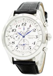 [CreationWatches] Seiko Chronograph Perpetual Calendar SPC131P1 SPC131P Mens Watch