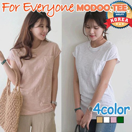 [CANMART] MODOO TEE_for everyone_2 size_C060417