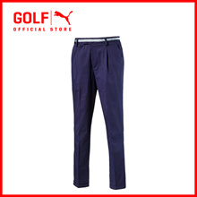 PUMA GOLF Men Tailored Single Pleat Pant - Peacoat ★ FREE DELIVERY ★ AUTHENTIC ★ 7 DAY RETURNS