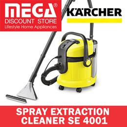 KARCHER 3 IN 1 SPRAY EXTRACTION CLEANER SE 4001