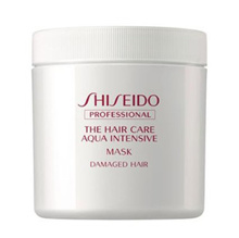 Shiseido Aqua Intensive Mask 680 g Special care of 1 to 2 times a week